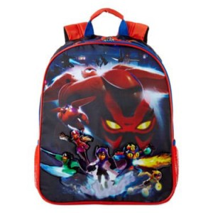 big hero school backpack