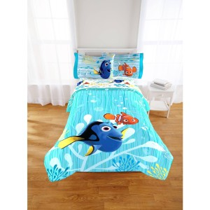 findine nemo dory bedding