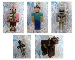 minecraft ornament 4