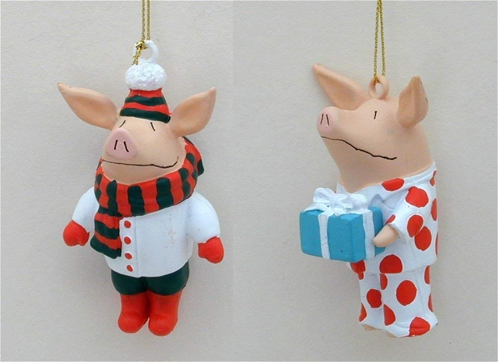 Olivia The Pig Christmas Ornaments Cool Stuff To Buy And