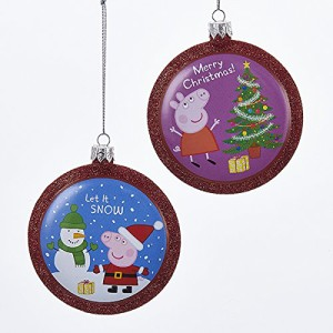 Peppa Pig Christmas Ornaments Cool Stuff To Buy And Collect