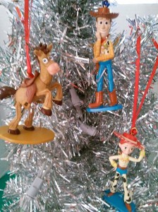 toy story christmas ornament 2