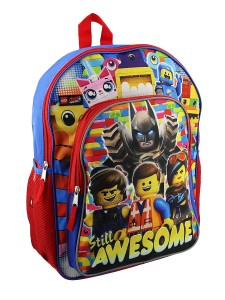 lego movie backpack
