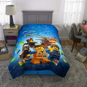 lego movie bedding