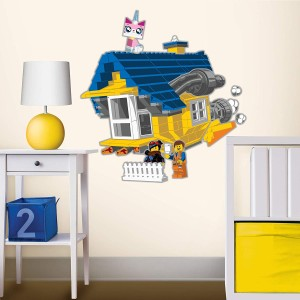 lego movie wall decal 2
