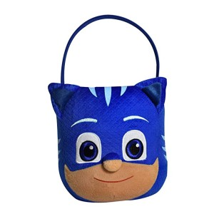 pj masks easter basket cat boy